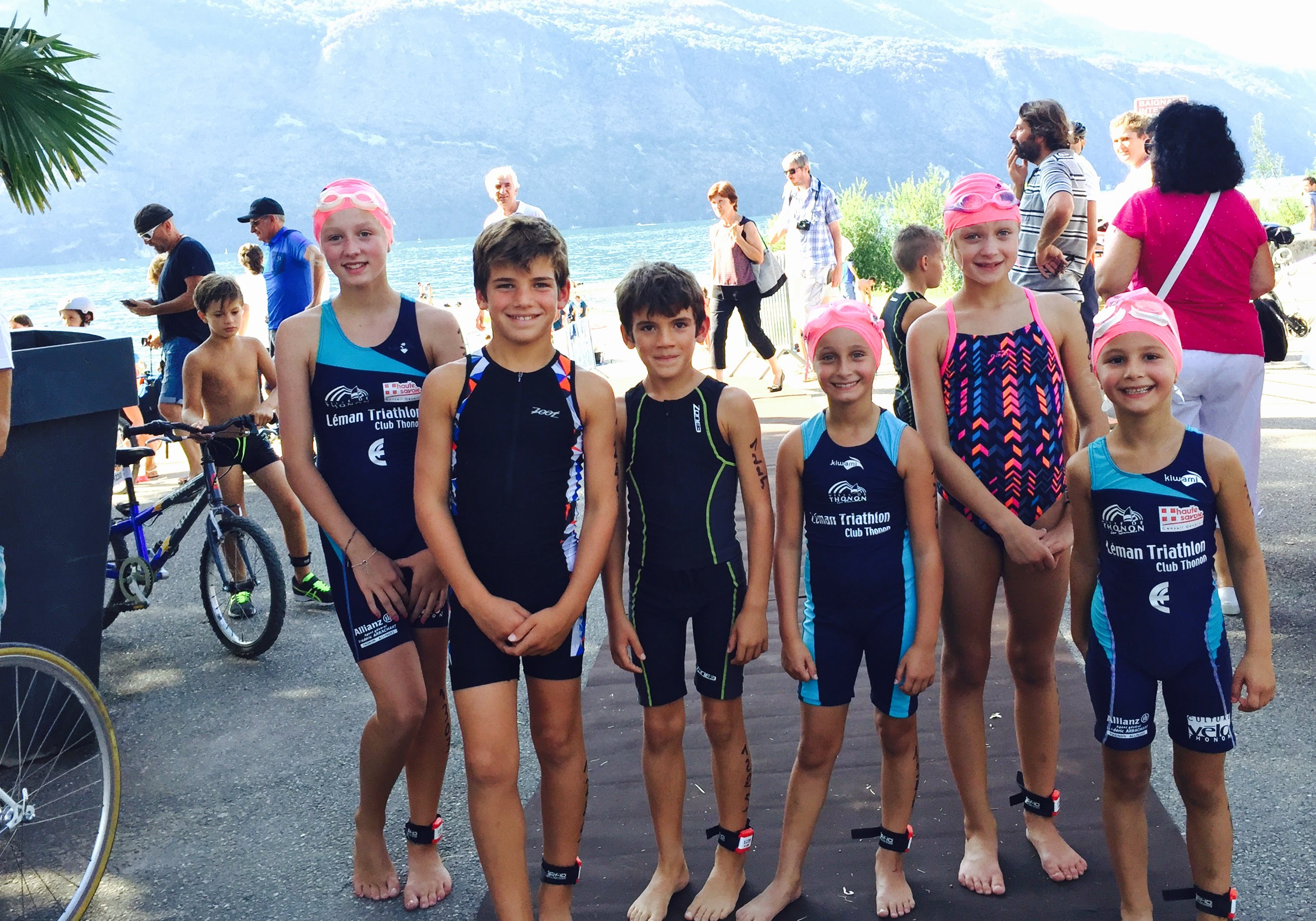 triathlon 7 ans